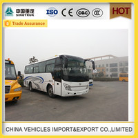 HOT discount china shaolin brand 20-70 city bus seat coach