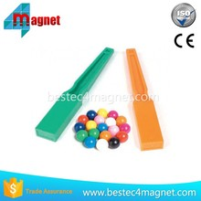 Magnetic Wand & Plastic Ball for Teaching Educational Magnet