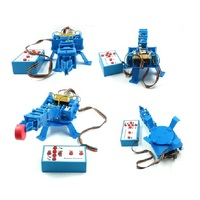 Self Assembly Electronics Education DIY Robot