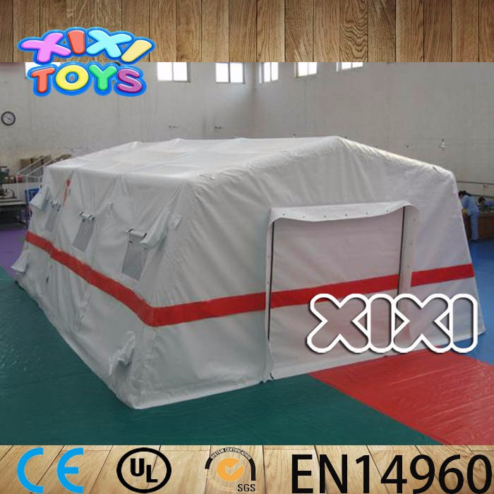 Sealed Inflatable Medical Tent, Inflatable Emergency Tent