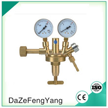 DZFY-1440 Zinser type oxygen and acetylene gas regulator