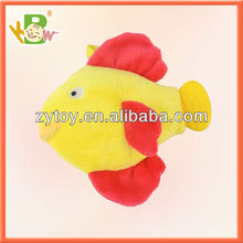 We are OEM plush toy new plush toy Toys plush fish factory