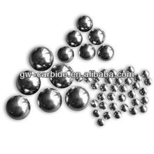 100% raw material tungsten carbide grinding ball used for making auger tips for coal cutters