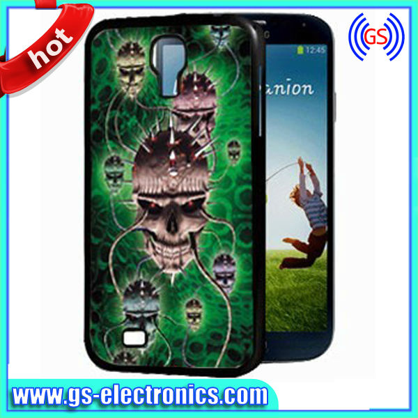 2013 HOT!!!NEW ARRIVAL MAGIC Ghost FANTASY PC COVER CASE FOR SAMSUNG GALAXY S4 I9500 CELL PHONE