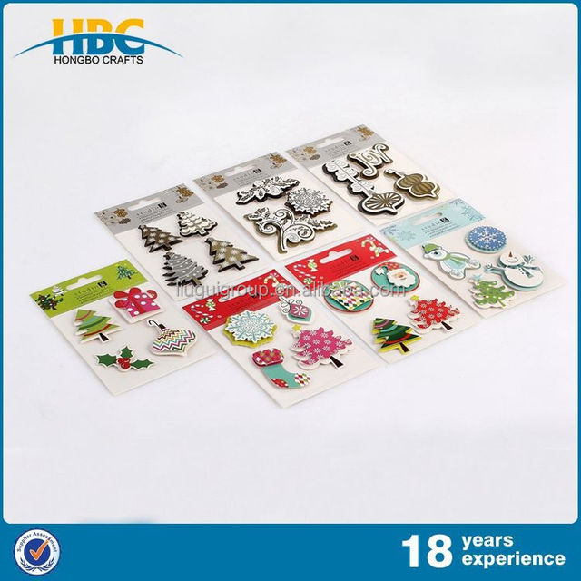 Best Quality Logo Stickers Labelling Handmade