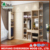 China factory directly supply drawing bedroom wardrobe design with sliding door