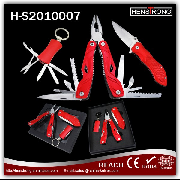 Multi Pliers And Knife Cheap Gift Tool Small Hand Tool Set