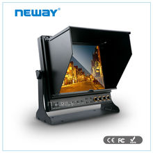 9.7 inch On-Camera Monitor With HDMI input&Output for Broadcast Application
