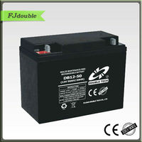 rechargeable storage ups battery 12v 50ah