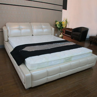 Bed Room Furniture , Bed Frame , Storage Bed With Mattress