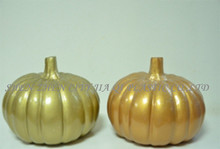 Wholesale Varisized Carving Polyurethane Halloween Decoration Pumpkin