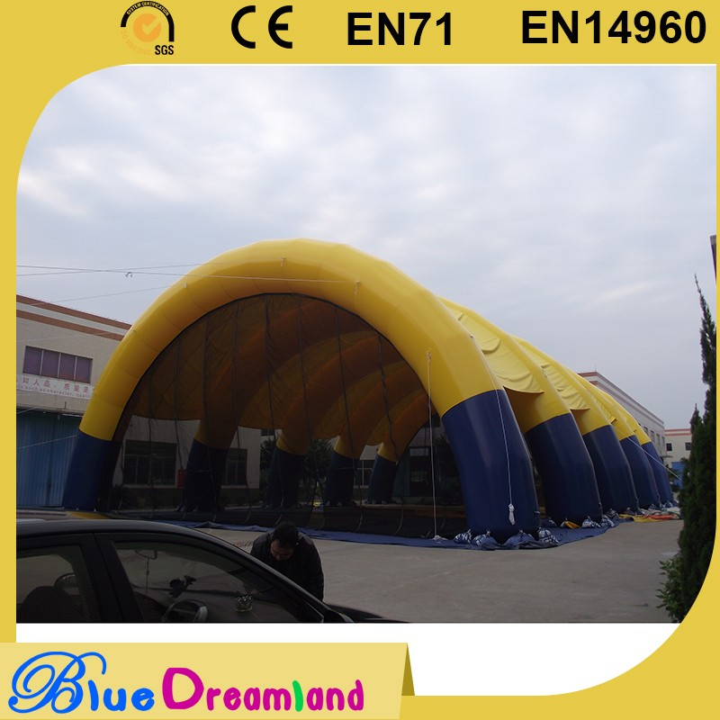 Best seller inflatable tent for storage with good price