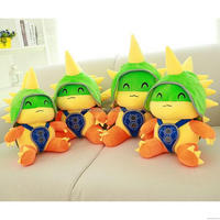 Alibaba china new arrival high end plush toy famous brands