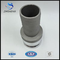Factory Supply E Type Male Quick Connector Pipe Fitting Type E