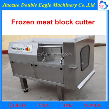 Multifunction Frozen Meat Cube Dicing Cutting Machine with lower price