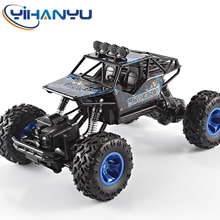 2.4G rc car 4wd ROCK CRAWLER remote control electric monstor truck