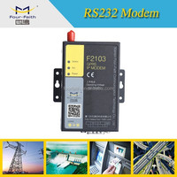 F2103 Energy Meter with PLC or RF Modem and Load Control M2M GPRS Modem