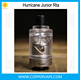 316SS hurricane junior mini 2ml the hurricane rta 24K plated brass deck hurricane junior 2016