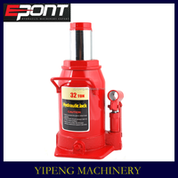 high efficiency 32 ton aluminum mini bottle jack