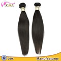 long inches and available customized human hair unprocessed virgin brazilian hair best selling hair in America