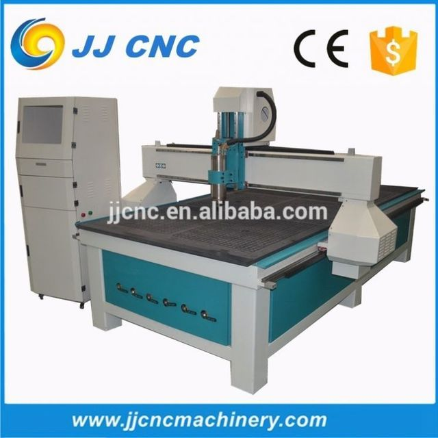 Easy operation 1300*2500mm Nk105 big format wood cnc router