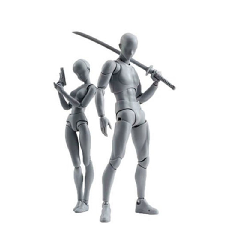 ICTI and Sedex Audited Factory Custom joint body 1/6 Action Figure