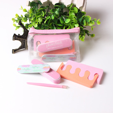 Different Models of disposable manicure/ pedicure kit