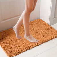 chenille fabric china factory good price door mat floor carpets