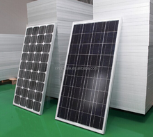 Factory Price Eco-friendly mono/poly solar panels 270w 280 watt with FCC ROHS IEC ISO certificates