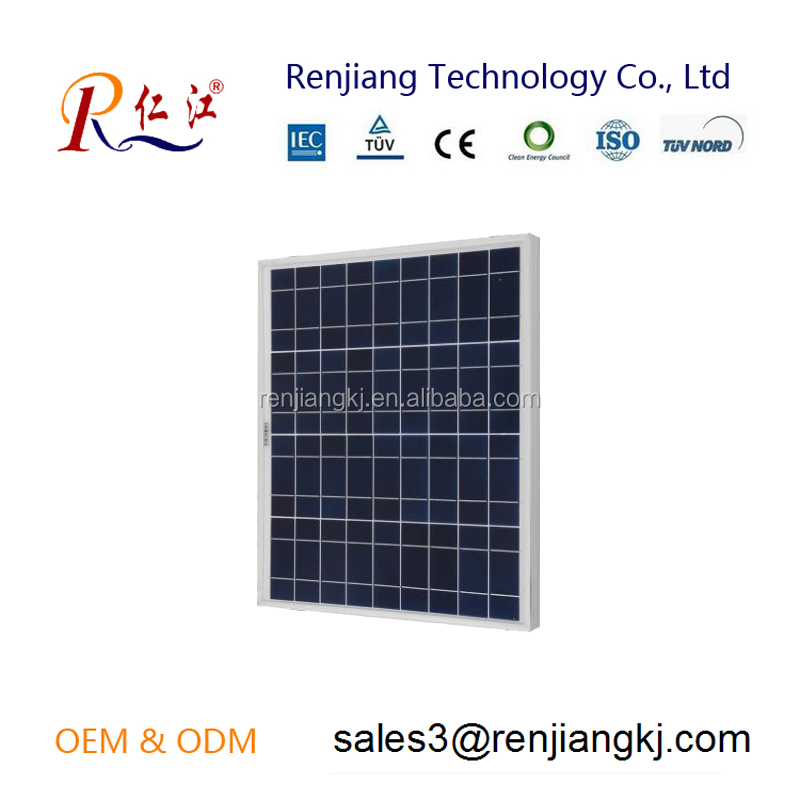 Chinese poly solar panel with high quality poly 140w solar module