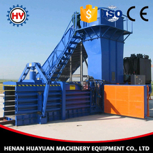 High density used for carton,cotton,stalk ,plastic,waste paper palm fiber baler machine