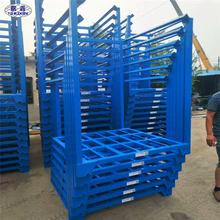 Durbale Tire Rack Stacking Warehouse Storage Steel Pallet Tire Rack