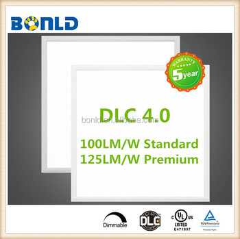 Hotsale 2x2 40w UL DLC 0-10V dimmable Led Troffer Panel for American market