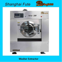 industrial coin operated used laundry equipment
