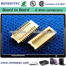 Pitch 0.4mm Board to board connector