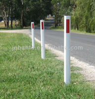 Road Safety Flexible Traffic Metal Guide Post