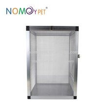 Nomo Warehouse Storage Foldable Security Wire Mesh Roll Pallet Cage NX-06