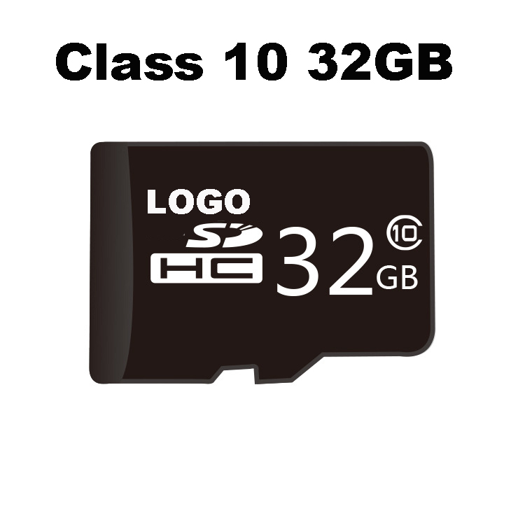 Free Shipping Best Price Full Capacity Class 10 Fast Speed Flash SD TF Memory Micro Card 32GB
