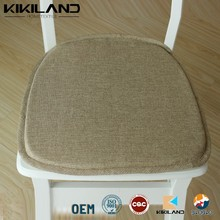 Soft Dining Chair Seat Cushion Pad Pads with Ties Foam Filled