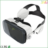 ABS material 3D Glasses watching 3D movies all in one google cardboard vr bobo vr z4