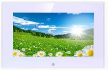 Digital Photo Frame 7 inch (White7012A)--Multifunction/Resolution480*800