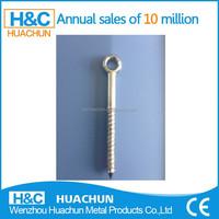 2015 Standard Round Head Stainless steel long wood screws