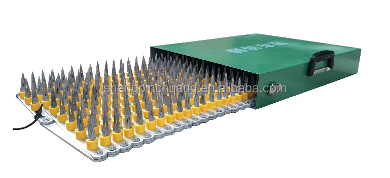 SPC-RB205 tyre killer Stainless Puncture Spike Road Block