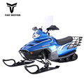ECE CE EPA 200cc Automatic Manual and Electric Start Chain Drive Chinese Snowmobile TTXD200-A