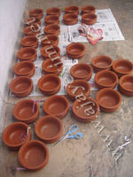 Clay Biryani Pots in Bulk