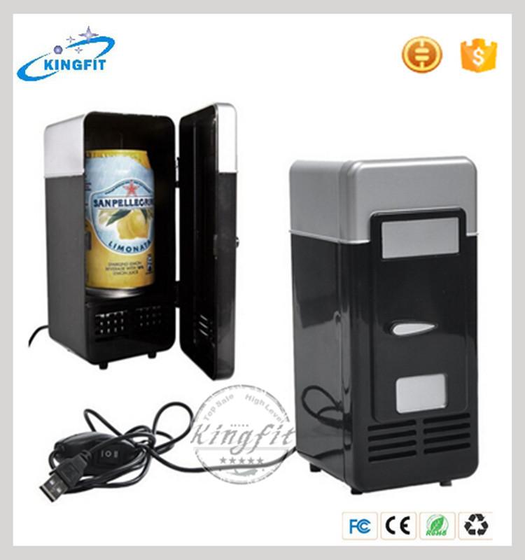 Newest Gadgets Desktop Mini Fridge for Computer