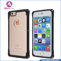 Wrap-Up TPU PC Combo Case, Shockproof Case For Case iphone 6s, Frame Bumper Case For iphone 6 Clear Case
