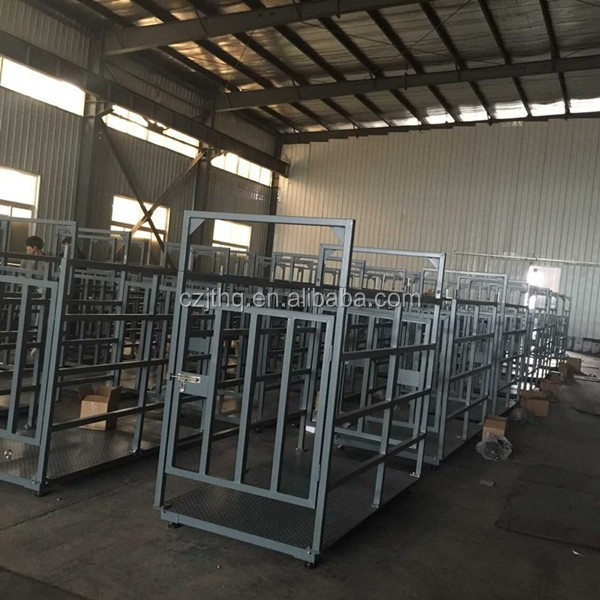 Kingtype electronic animal Scale/cattle scale/platform scale