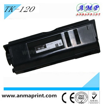 China supplier TK-120/121/122/123/124 Toner Cartridge compatible for KYOCERA