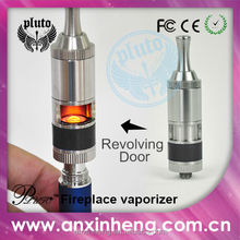 Famous brand Pluto fireplace dry herbal vaporizer pen